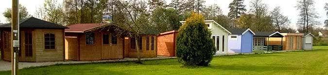 Gartenhaus Teehaus 70: Schatten, Windschutz und Geborgenheit