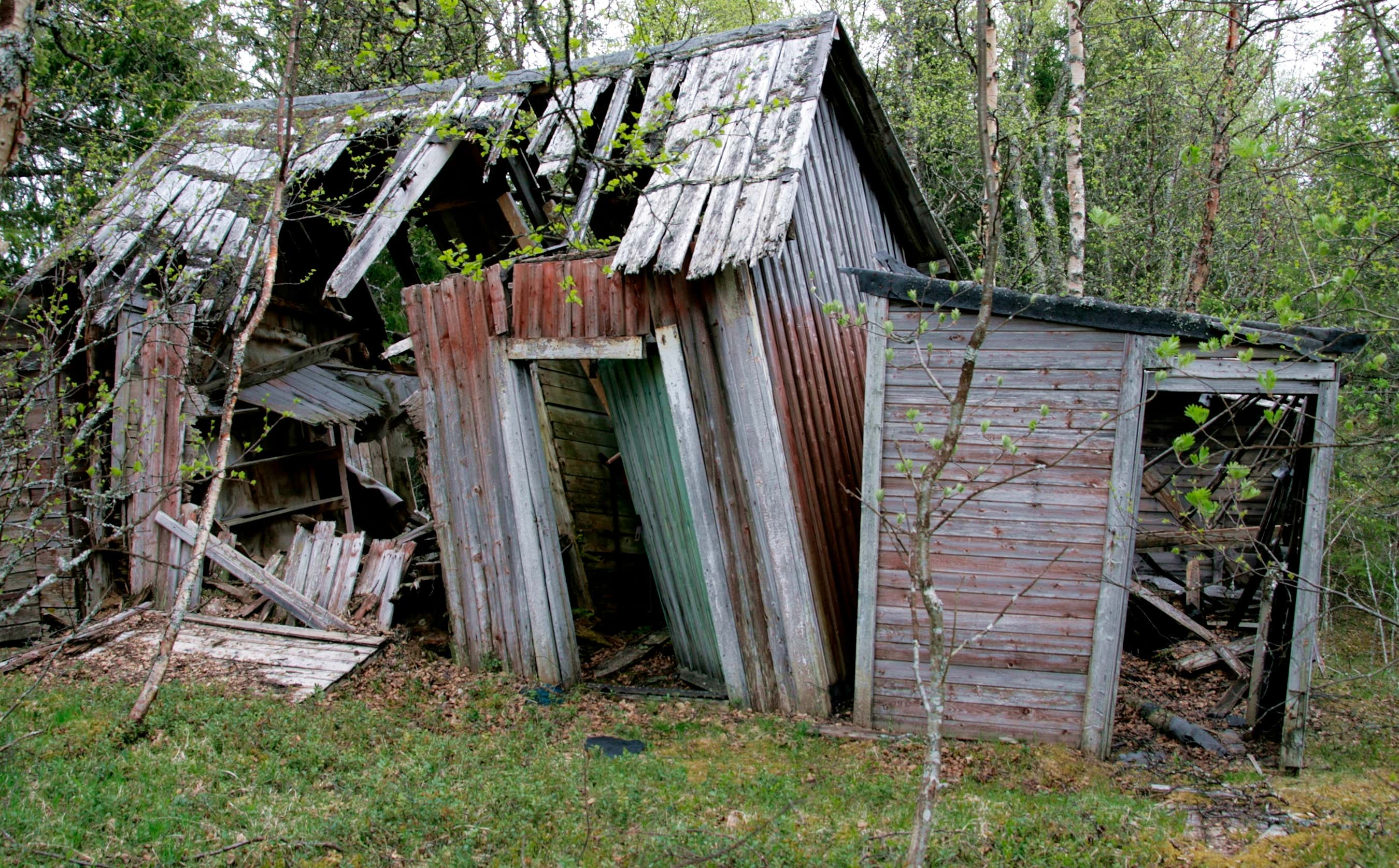 Berühmt Gartenhaus abbauen: So gelingen Abriss & Entsorgung IB32