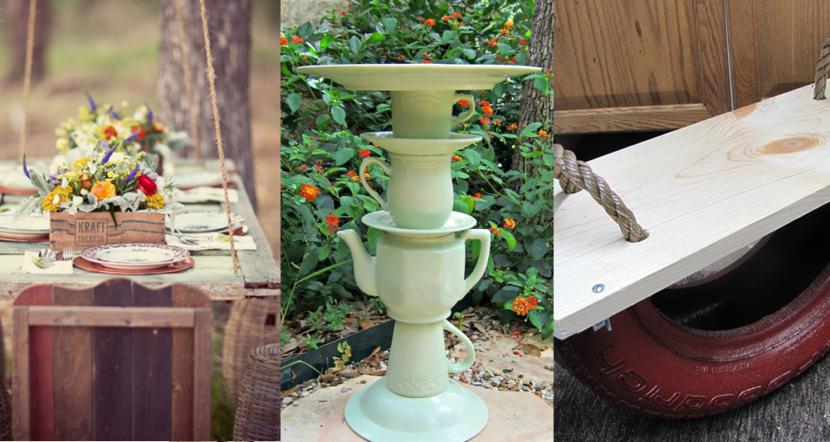 Recycling Ideen Fur Den Garten Aus Altem Neues Zaubern