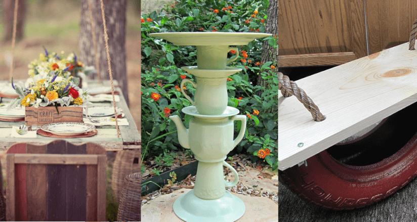 4 Kreative Recycling Ideen, Die Ihren Garten Aufpeppen