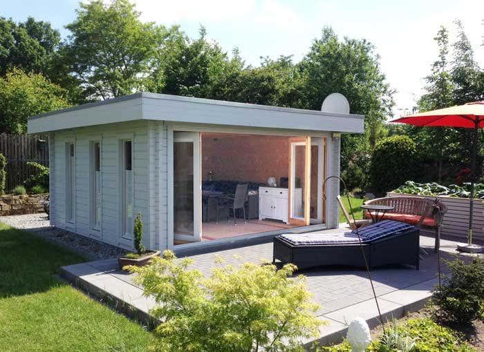 Gartenhaus Almelo 70 Premium