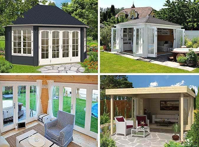 Gartenhaus Faltturen Die Perfekte Kombination
