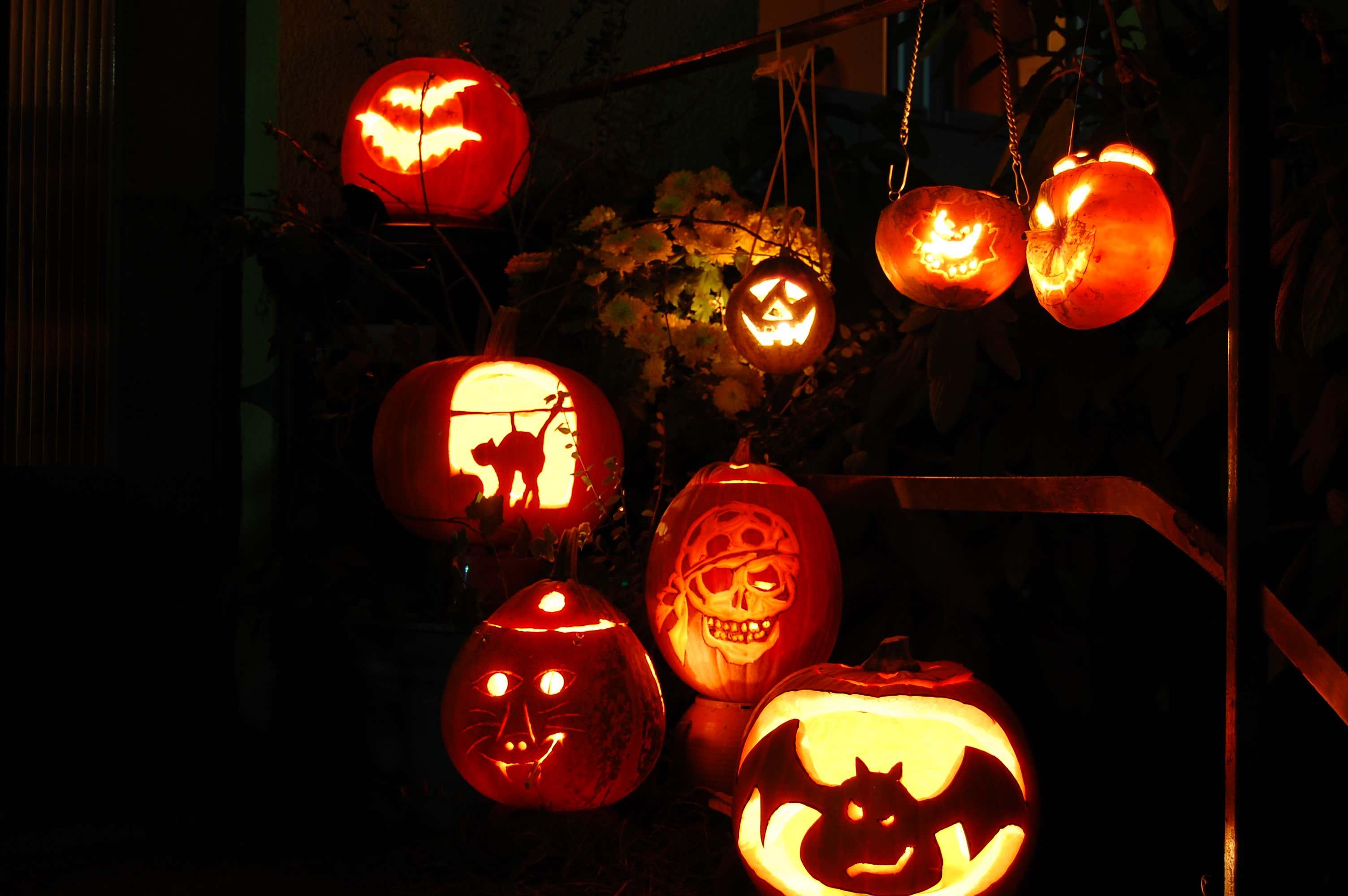 Gruselige Herbstdeko Schaurige Inspirationen Zu Halloween