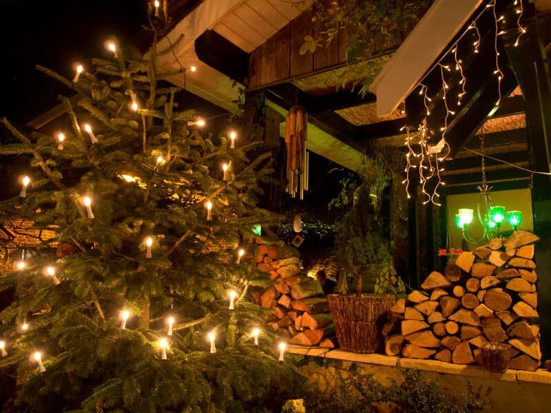 Weihnachtsdeko Selber Machen Ideen Für Ihren Garten