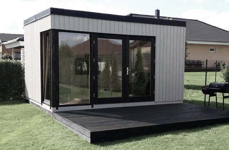 Ein Gartenhaus Vom Architekten Design Für Individualisten