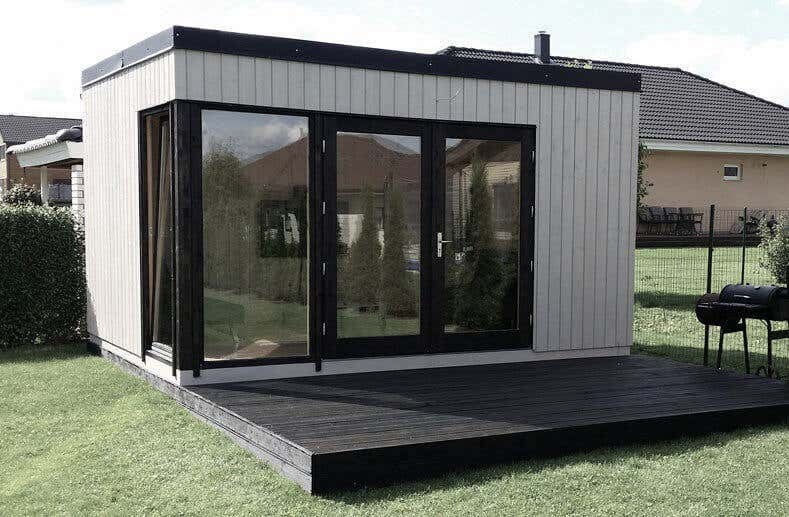 designer gartenhaus