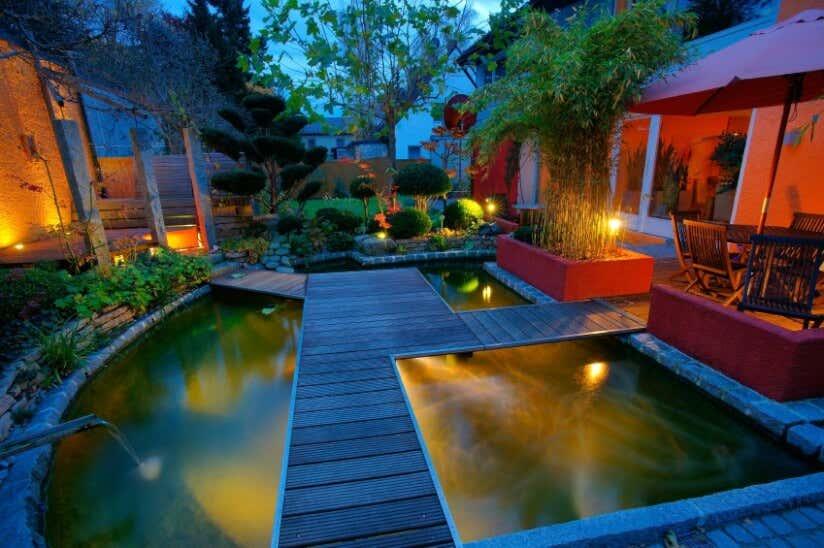 Indirekte Beleuchtung Fur Ihr Gartenhaus Die Besten Tipps