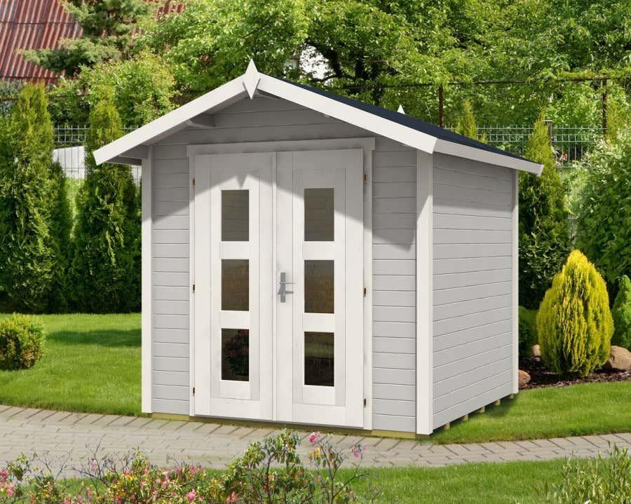 Favorit Ein skandinavisches Gartenhaus in Ihrem Garten: 3 Dekoideen YH15