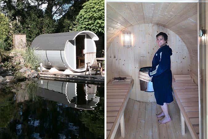 sauna bei erk ltung zu empfehlen oder besser vermeiden. Black Bedroom Furniture Sets. Home Design Ideas