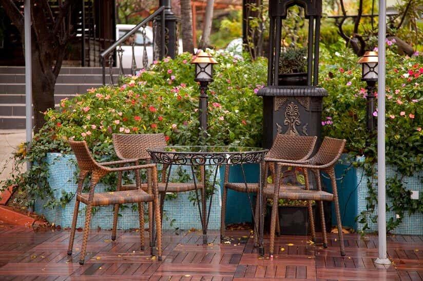 terrasse winterfest machen alles was sie wissen m ssen. Black Bedroom Furniture Sets. Home Design Ideas