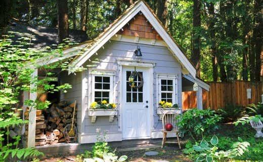 Alles Zum Thema Originelle Gartenhäuser