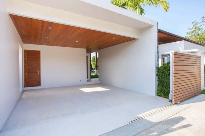 carport beleuchtung ein technischer ratgeber. Black Bedroom Furniture Sets. Home Design Ideas