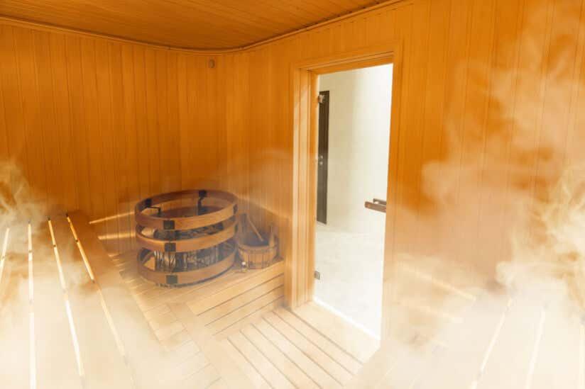 sauna schimmel das muss man im schadensfall beachten. Black Bedroom Furniture Sets. Home Design Ideas