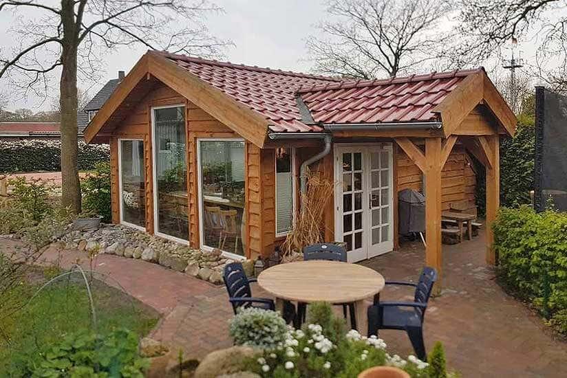 Wespennest gartenhaus finest bild with wespennest gartenhaus wespen vertreiben with wespennest - Gartenhaus abstand zum nachbarn ...