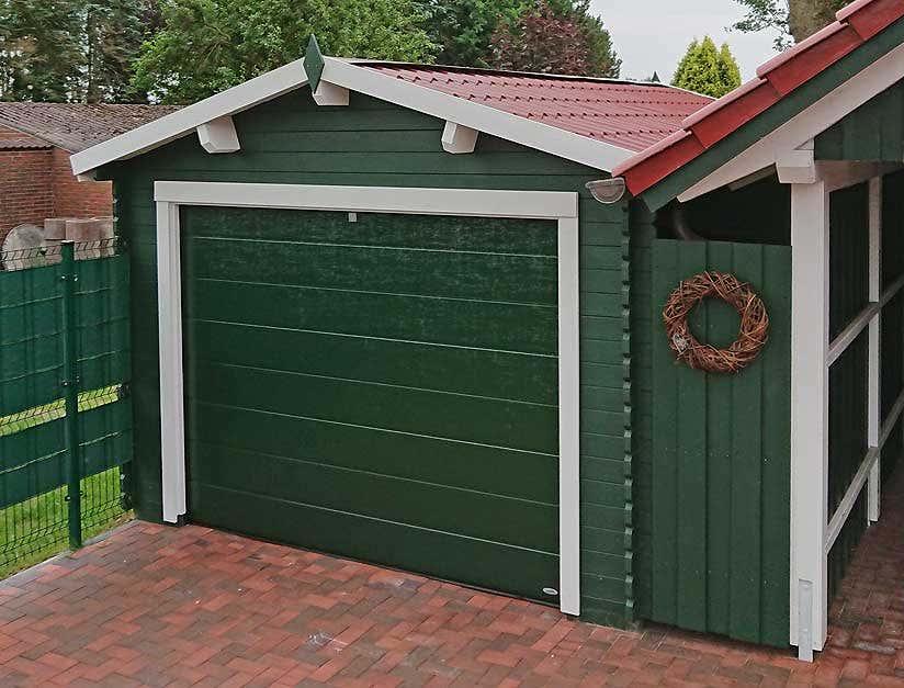 garage aufbau was nicht passt wird passend gemacht. Black Bedroom Furniture Sets. Home Design Ideas